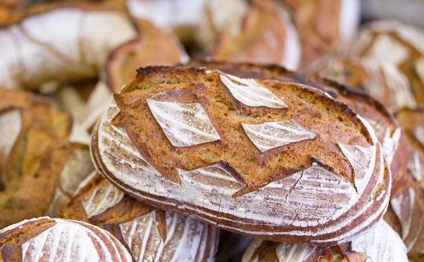 pain de campagne, blé et seigle