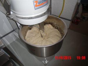 boulangerie pâte