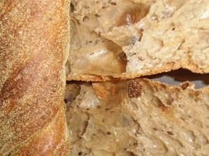 Baguettes aux graines boulangerie pain